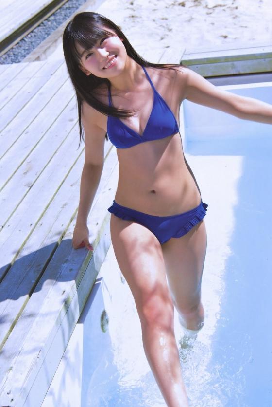 小嶋真子 FLASHスペシャルの最新Bカップ水着グラビア 画像26枚 5
