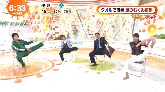 岡副麻希 黒い桐谷美玲のY字バランス的大開脚キャプ 画像24枚 10