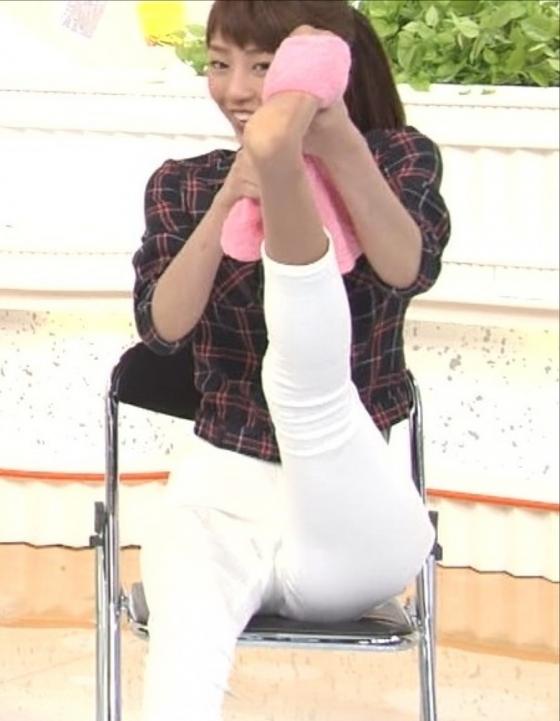 岡副麻希 黒い桐谷美玲のY字バランス的大開脚キャプ 画像24枚 14