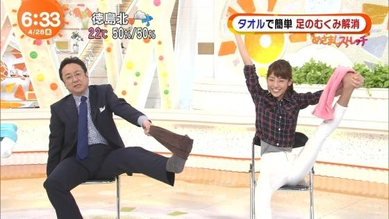 岡副麻希 黒い桐谷美玲のY字バランス的大開脚キャプ 画像24枚 16