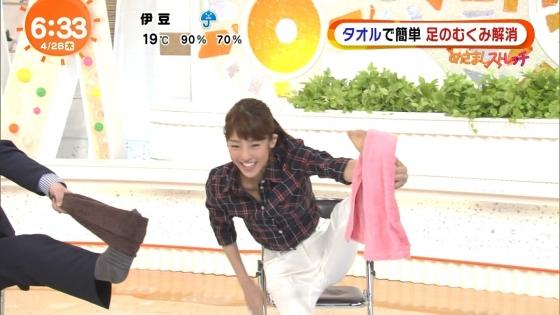 岡副麻希 黒い桐谷美玲のY字バランス的大開脚キャプ 画像24枚 17