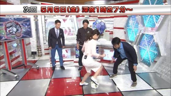 宇垣美里 Gカップ着衣巨乳をリスに狙われたキャプ 画像30枚 19