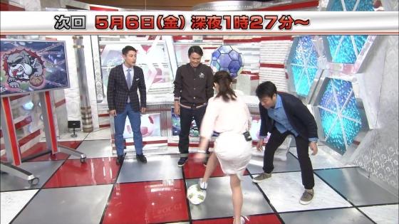 宇垣美里 Gカップ着衣巨乳をリスに狙われたキャプ 画像30枚 20