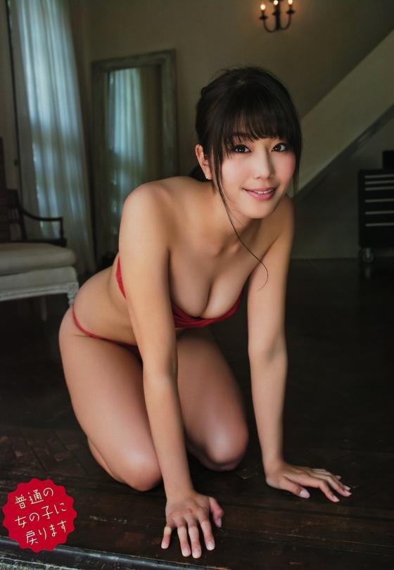 稲村亜美 週プレの水着太もも&Eカップ谷間グラビア 画像28枚 25