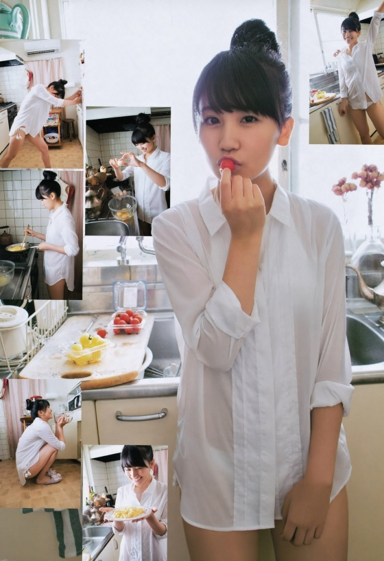小嶋真子 たぬき顔が可愛いBカップ水着グラビア 画像26枚 1