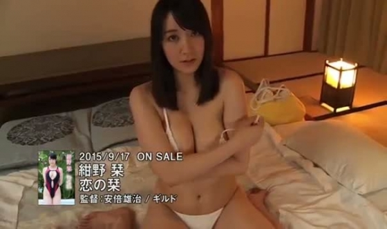 紺野栞 恋の栞のGカップハミ乳&巨尻食い込みキャプ 画像65枚 40