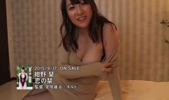 紺野栞 恋の栞のGカップハミ乳&巨尻食い込みキャプ 画像65枚 55