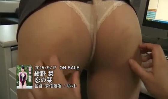 紺野栞 恋の栞のGカップハミ乳&巨尻食い込みキャプ 画像65枚 63