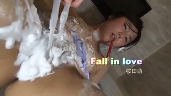 桜田萌 Fall in loveの大陰唇&アナル丸見えキャプ 画像40枚 40