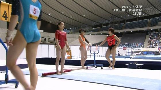 女子体操選手 筋肉とパンティラインキャプ 画像32枚 10