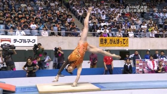 女子体操選手 筋肉とパンティラインキャプ 画像32枚 13