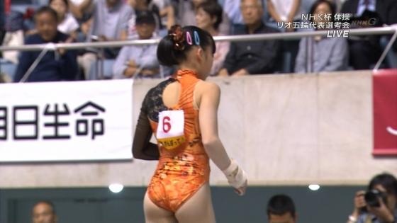 女子体操選手 筋肉とパンティラインキャプ 画像32枚 14
