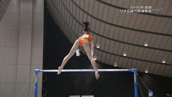 女子体操選手 筋肉とパンティラインキャプ 画像32枚 16