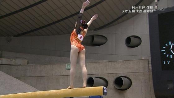 女子体操選手 筋肉とパンティラインキャプ 画像32枚 18
