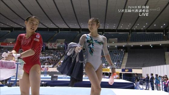 女子体操選手 筋肉とパンティラインキャプ 画像32枚 19