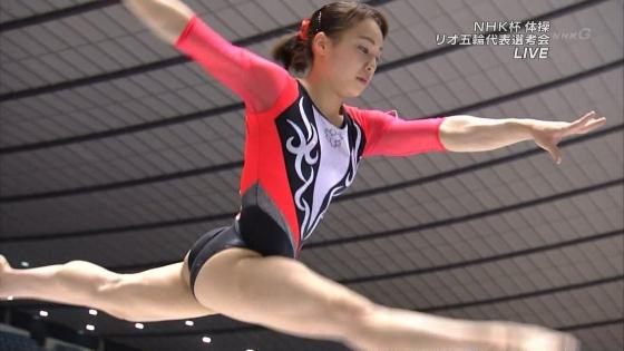 女子体操選手 筋肉とパンティラインキャプ 画像32枚 1