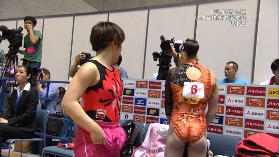 女子体操選手 筋肉とパンティラインキャプ 画像32枚 20