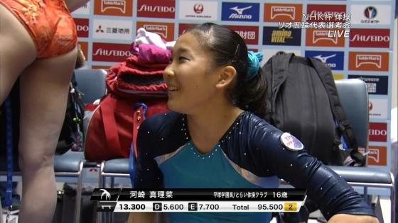 女子体操選手 筋肉とパンティラインキャプ 画像32枚 23