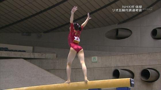 女子体操選手 筋肉とパンティラインキャプ 画像32枚 27