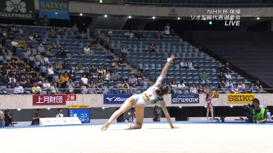 女子体操選手 筋肉とパンティラインキャプ 画像32枚 30