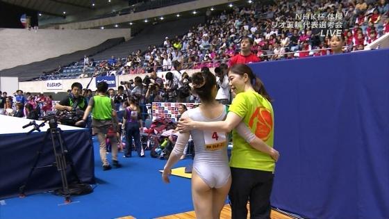 女子体操選手 筋肉とパンティラインキャプ 画像32枚 31