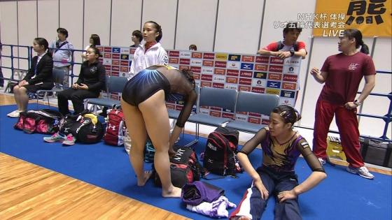 女子体操選手 筋肉とパンティラインキャプ 画像32枚 6