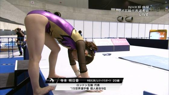 女子体操選手 筋肉とパンティラインキャプ 画像32枚 9