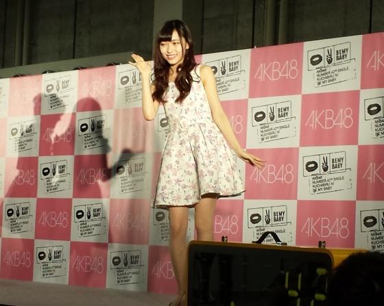 山口真帆 写メ会でパンチラを披露したNGT48の美少女 画像21枚 10