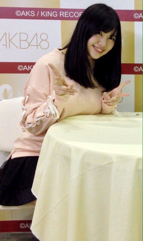 山口真帆 写メ会でパンチラを披露したNGT48の美少女 画像21枚 14
