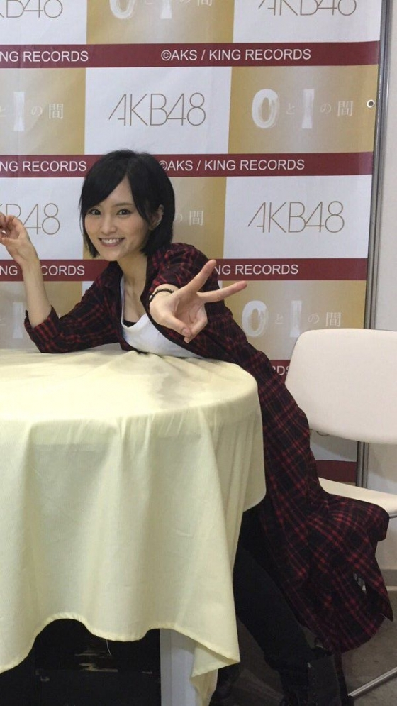 山口真帆 写メ会でパンチラを披露したNGT48の美少女 画像21枚 17