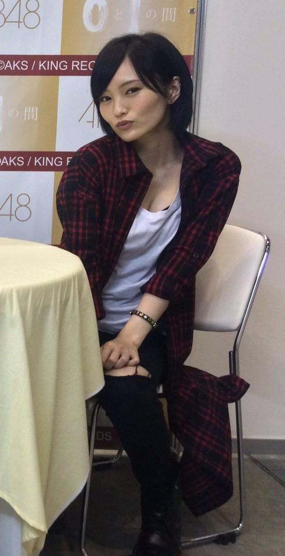 山口真帆 写メ会でパンチラを披露したNGT48の美少女 画像21枚 18