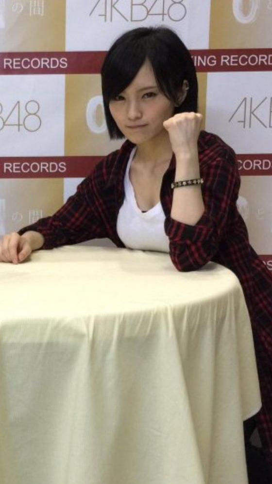 山口真帆 写メ会でパンチラを披露したNGT48の美少女 画像21枚 19