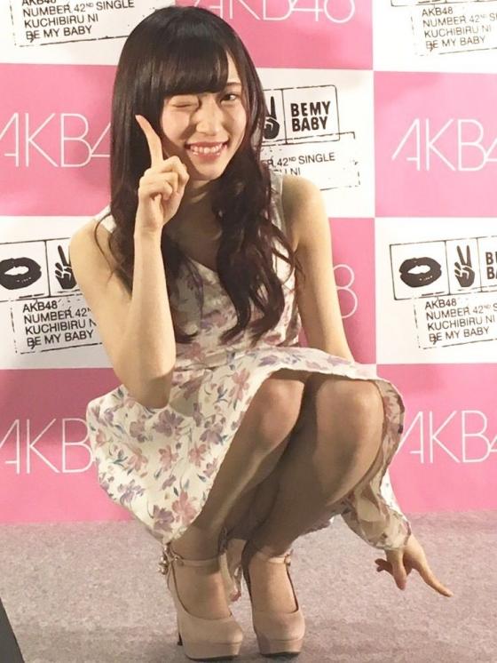 山口真帆 写メ会でパンチラを披露したNGT48の美少女 画像21枚 1