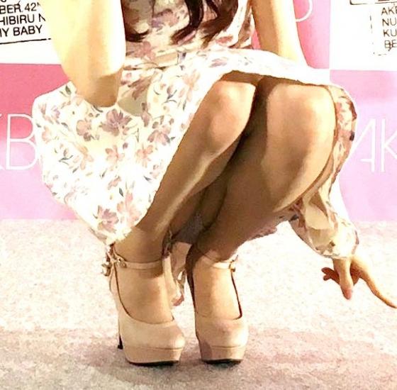 山口真帆 写メ会でパンチラを披露したNGT48の美少女 画像21枚 2