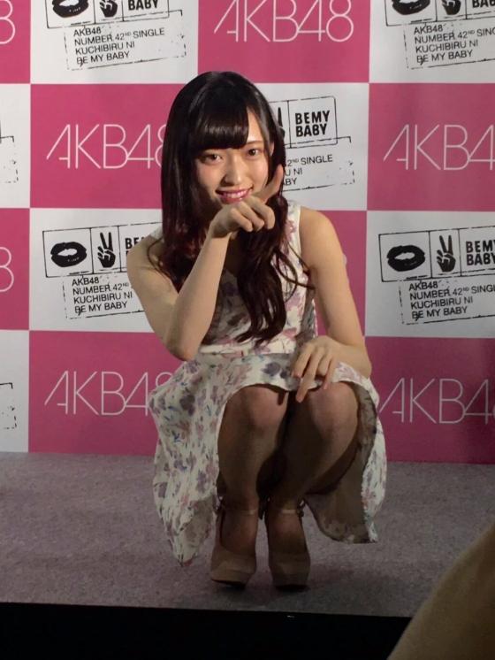 山口真帆 写メ会でパンチラを披露したNGT48の美少女 画像21枚 3