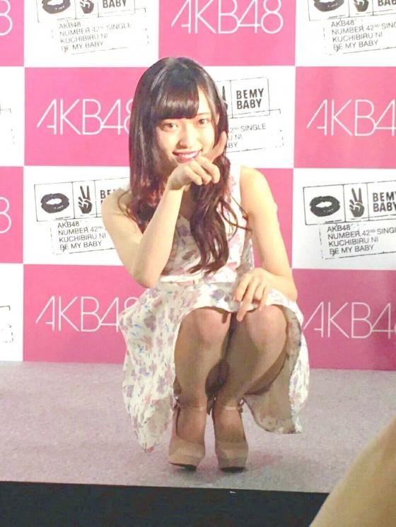 山口真帆 写メ会でパンチラを披露したNGT48の美少女 画像21枚 4