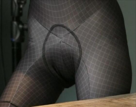 朝比奈彩 チャリダーの自転車用エアロスーツ姿キャプ 画像21枚 5