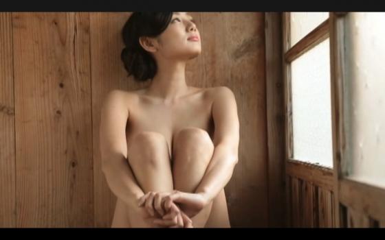 片山萌美 フラッシュ袋とじのGカップ垂れ乳爆乳 画像33枚 12
