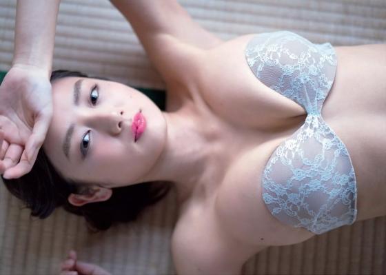 片山萌美 フラッシュ袋とじのGカップ垂れ乳爆乳 画像33枚 6