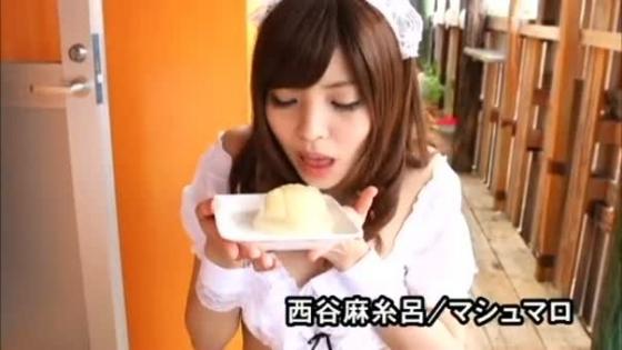 西谷麻糸呂 マシュマロのFカップ巨乳とお尻食い込みキャプ 画像56枚 15