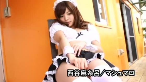 西谷麻糸呂 マシュマロのFカップ巨乳とお尻食い込みキャプ 画像56枚 17