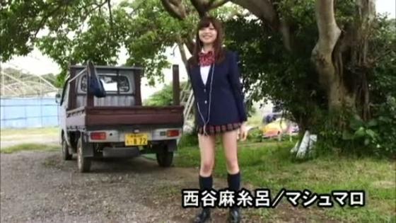 西谷麻糸呂 マシュマロのFカップ巨乳とお尻食い込みキャプ 画像56枚 22