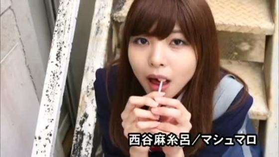 西谷麻糸呂 マシュマロのFカップ巨乳とお尻食い込みキャプ 画像56枚 23