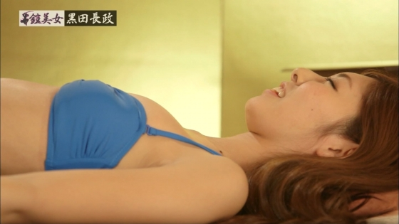 橘ゆりか 鎧美女の水着姿Bカップ谷間キャプ 画像30枚 16