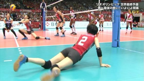 女子アスリート 女子バレーボール日本代表のちょいエロキャプ 画像32枚 11