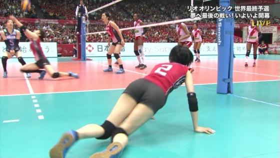 女子アスリート 女子バレーボール日本代表のちょいエロキャプ 画像32枚 12