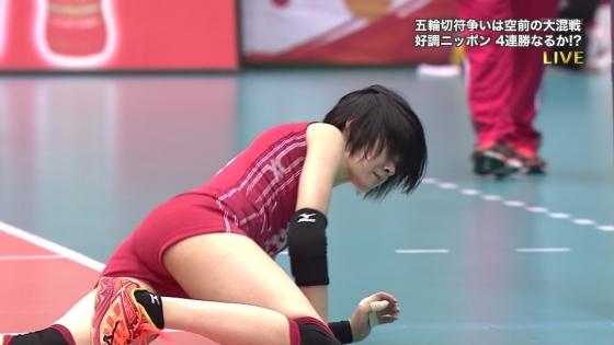 女子アスリート 女子バレーボール日本代表のちょいエロキャプ 画像32枚 16