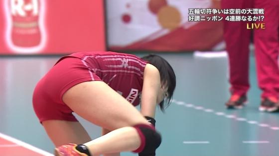 女子アスリート 女子バレーボール日本代表のちょいエロキャプ 画像32枚 19