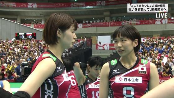 女子アスリート 女子バレーボール日本代表のちょいエロキャプ 画像32枚 1