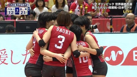女子アスリート 女子バレーボール日本代表のちょいエロキャプ 画像32枚 23